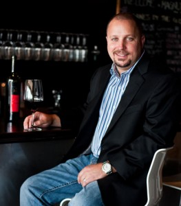 Heath Cordes, Owner, Magnum Wine & Tastings